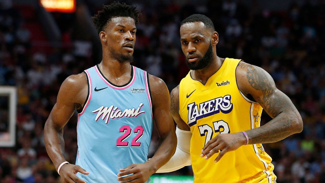 Lakers heavy Finals faves, but Heat popular bet