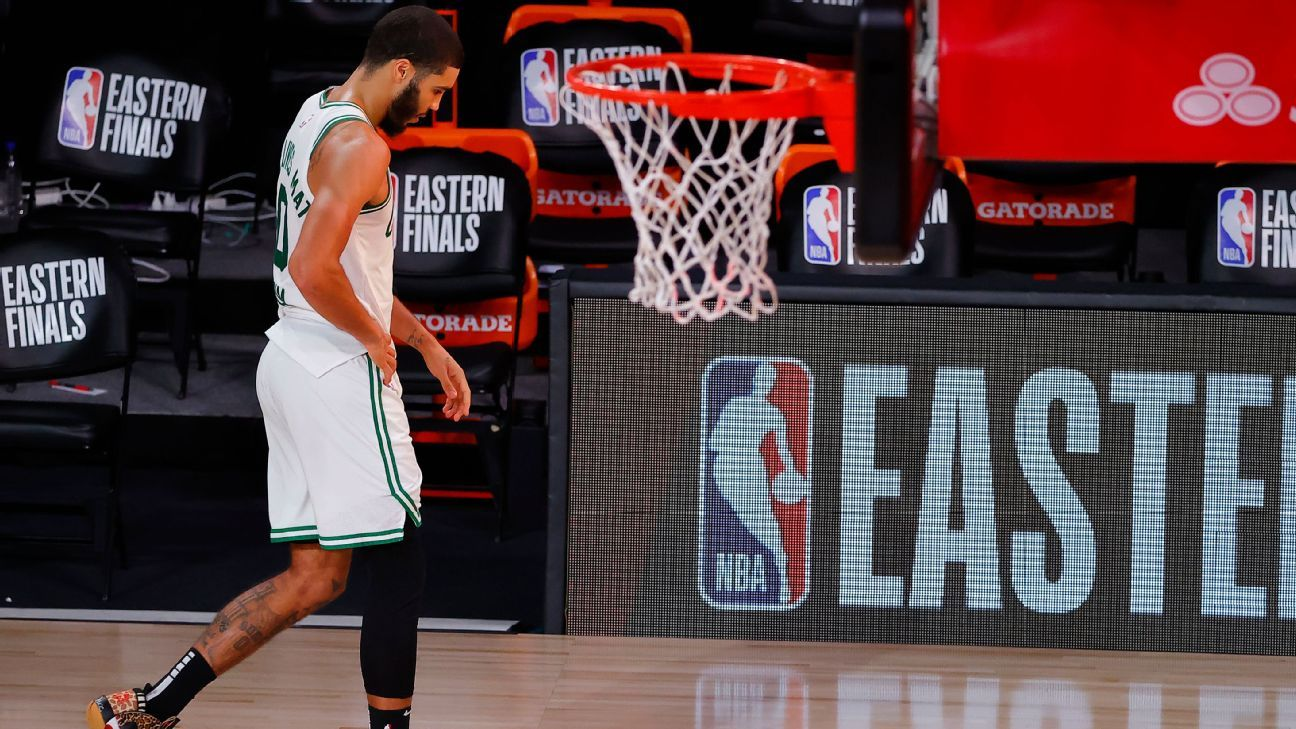 Celtics done in yet again by late-game lapses