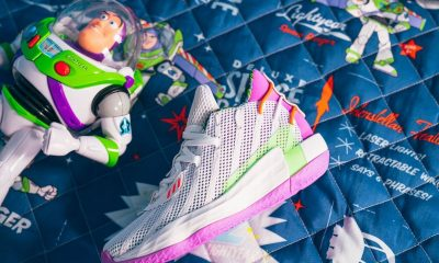 To infinity and a sneaker app: Damian Lillard debuts Buzz Lightyear sneakers