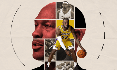 Everything you need to know about the NBA GOAT debate