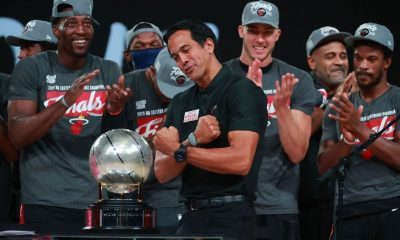 Riley ready to run it back with similar Heat team