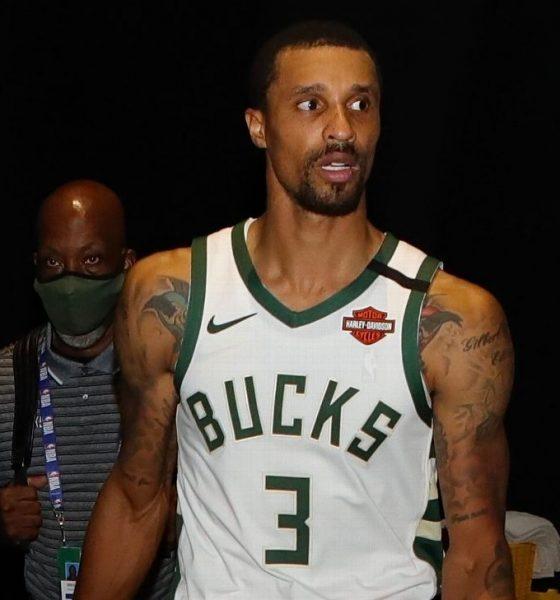 Bucks' Hill among 5 NBA Cares award recipients