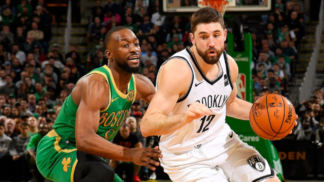 Agent: Harris back to Brooklyn for 4 years, $75M