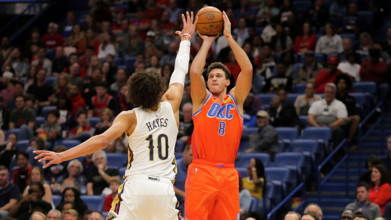 Hawks, Gallinari near $61.5M deal, agent says