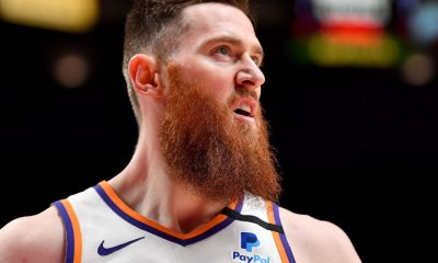 Raptors sign Baynes, Boucher to 2-year deals