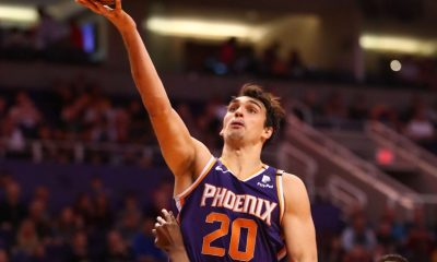 Saric stays with Suns on 3-year, $27 million deal
