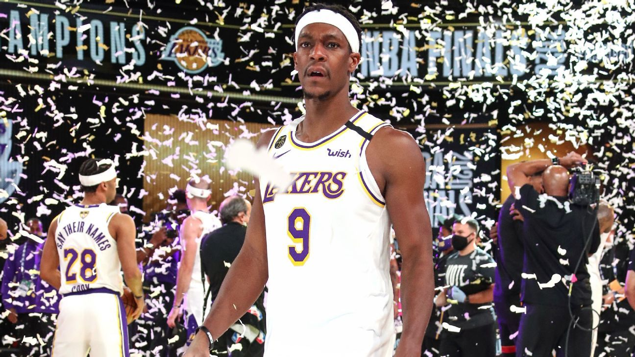 Rondo thanks Lakers, reaches deal with Hawks