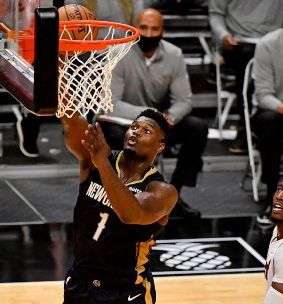 Zion unleashed: Pels star thrives in big minutes