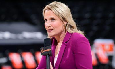 Bucks make landmark announcer hire in Byington